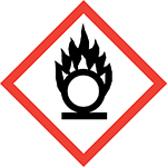 Pictogram for Oxidising